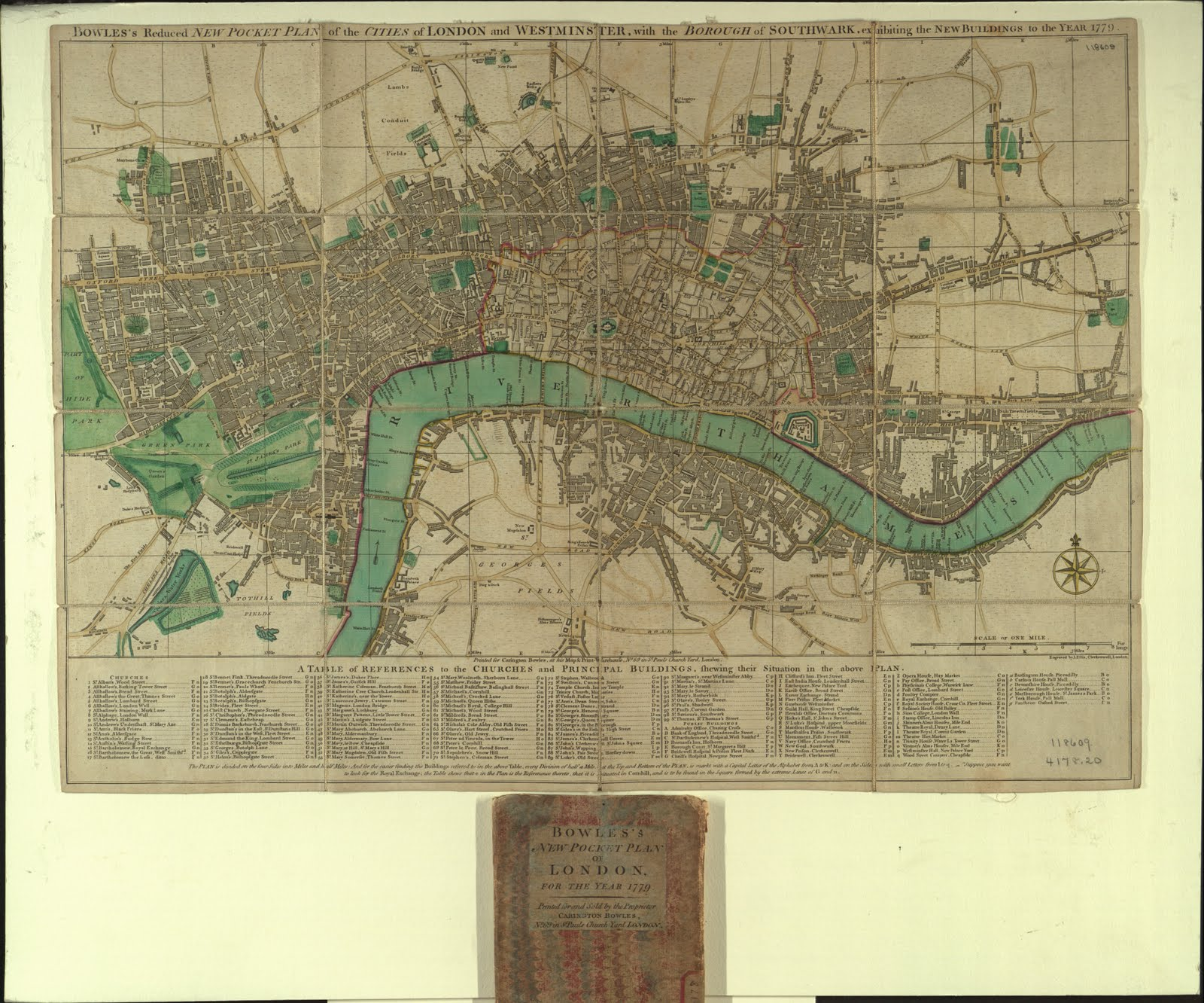 London 1600 Map.A 1779 Map Of London Notes For Bibliophiles