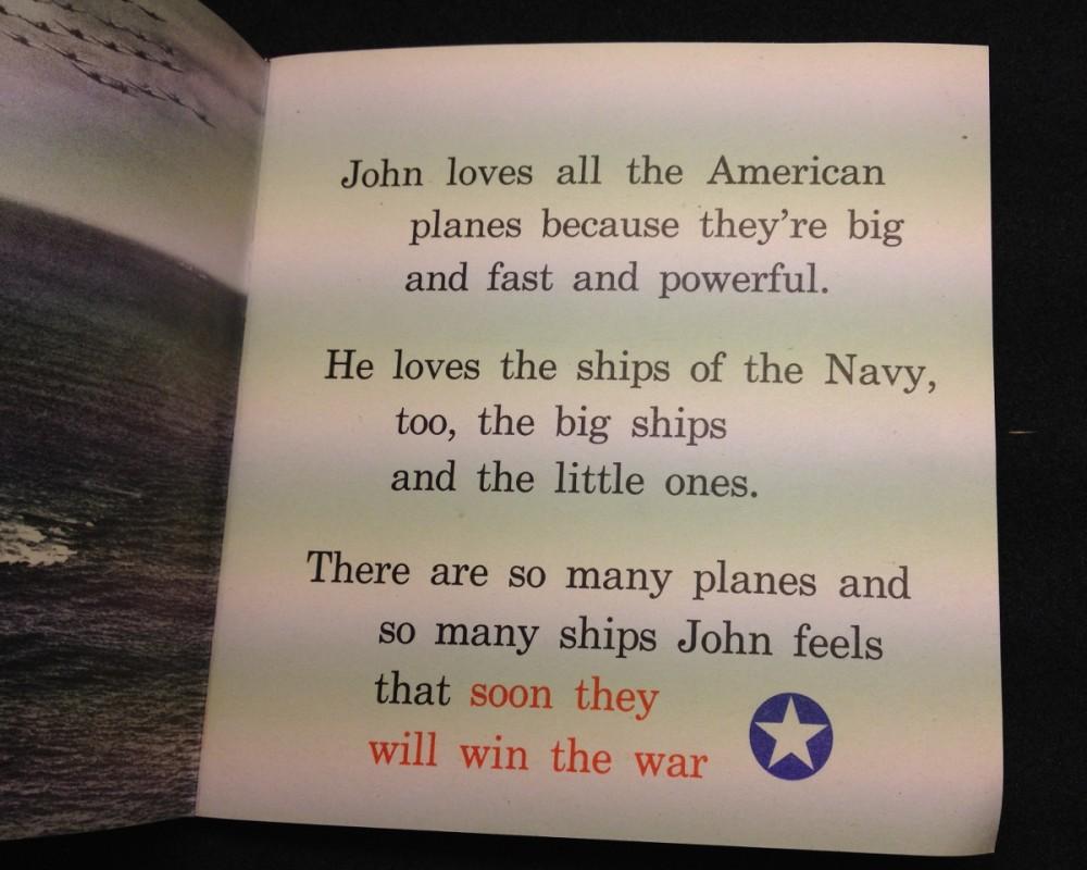 John's Book sample