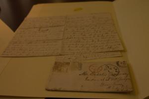 Daniel Mowry letter