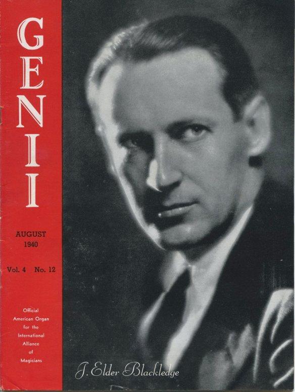 Genii cover